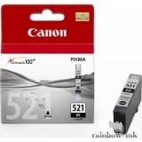 Canon CLI-521BK Fekete Tintapatron (Eredeti)