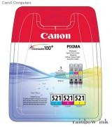 Canon CLI-521 Multi Pack (Eredeti)