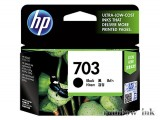 HP CD887AE Fekete Tintapatron (HP 703) (Eredeti)