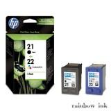 HP SD367AE Tintapatron HP 21+HP 22 (Eredeti)