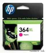 HP CB324EE Magenta tintapatron (HP 364XL)
