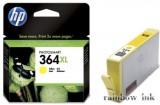 HP CB325EE Sárga tintapatron (HP 364XL)