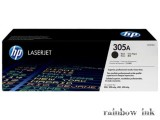 HP CE410A Fekete Toner (HP 305A) Eredeti
