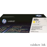 HP CE412A Yellow Toner (HP 305A)