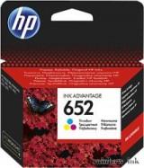 HP F6V24AE Színes Tintapatron (HP 652) Eredeti