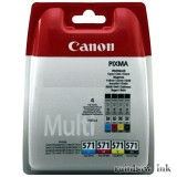 Canon CLI-571 Multipack (C+M+Y+BK) (Eredeti)