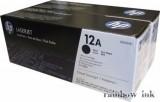 HP Q2612AD Toner (2db) (Eredeti)