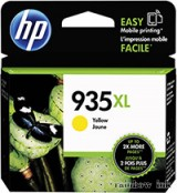 HP C2P26AE (HP 935XL) Sárga tintapatron (Eredeti)
