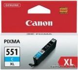 Canon CLI-551XL Cyan Tintapatron (Eredeti)