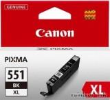Canon CLI-551XL Fekete Tintapatron (Eredeti)