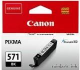 Canon CLI-571Bk Fekete Tintapatron (Eredeti) 0385C001