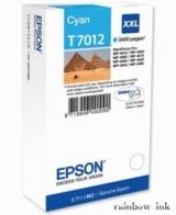 Epson T7012XXL Cián Tintapatron (Eredeti)