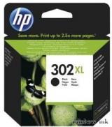 HP F6U68AE (No. 302xl) Fekete Tintapatron (Eredeti)