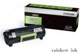 Lexmark 50F2U00 Toner (502U) MS510/610 (Eredeti)