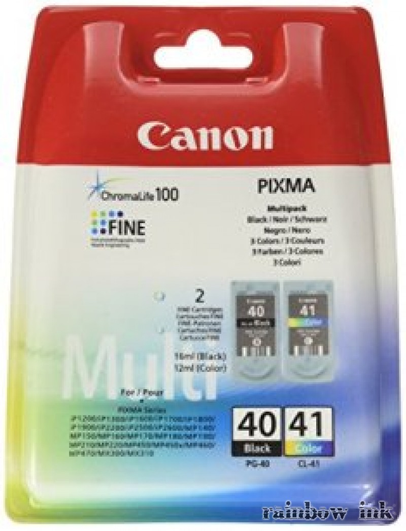 Canon PG-40/CL-41 Multipack (Eredeti)