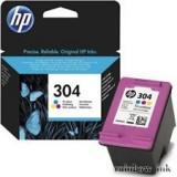 HP N9K05AE (HP 304) Színes Tintapatron (Eredeti)