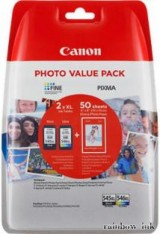 Canon PG-545XL/546XL Multipack (Eredeti) 8286B006