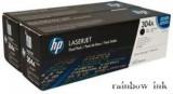 HP CC530AD Fekete Toner duplacsomag (Eredeti)