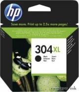 HP N9K08AE Fekete Tintapatron (HP 304XL) (Eredeti)