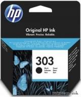 HP T6N02AE Fekete Tintapatron (HP 303) (Eredeti)