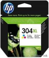 HP N9K07AE Színes Tintapatron (HP 304XL) (Eredeti)