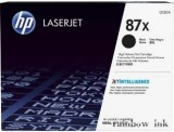 HP CF287X Toner (HP 87X) (Eredeti)
