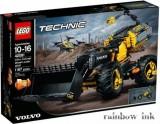 Lego Technic 42081 (Volvo kerekes rakodógép Zeux)
