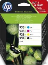 HP X4E14AE Multipack (HP 934XL+HP 935XL) (Eredeti)