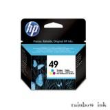 HP 51649AE Tintapatron (HP 49) (Eredeti)