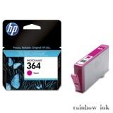 HP 364 Magenta Tintapatron (Eredeti)