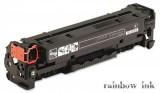 HP CC530A Fekete Toner (HP 304A) (Utángyártott)