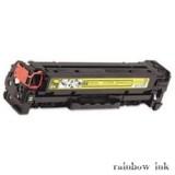 HP CC532A Sárga Toner (HP 304A) (Utángyártott)