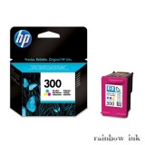 HP 300 Színes Tintapatron (Eredeti)