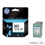 HP CB337EE Tintapatron (HP 351) (Eredeti)