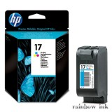 HP C6625AE Tintapatron (HP 17) (Eredeti)
