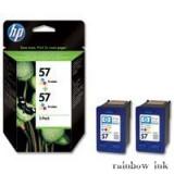 HP C9503AE Tintapatron dupla (HP 57) (Eredeti)