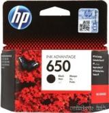 HP CZ101A Tintapatron Fekete (HP 650) (Eredeti)
